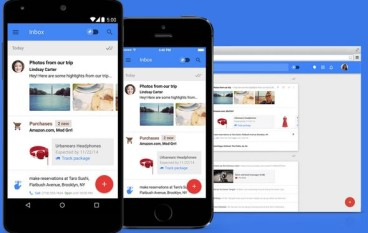 Google Inbox mit neuen Features